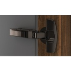 Sensys thick door hinge with integrated Silent System