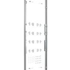 VerticoSynchro, en applique, 400 à 600 mm