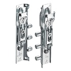 SAH 216 cabinet suspension bracket with lift off guard