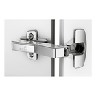 Sensys W45 wide angle hinge with integrated Silent System