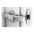Sensys W90 wide angle hinge with integrated Silent System
