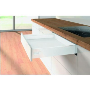 Drawer set InnoTech Atira, Quadro V6, 470 / 70 mm, white, left and right